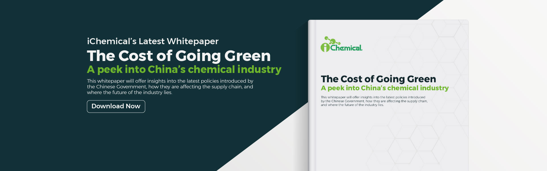 The Cost of Going Green Whitepaper - Get your free copy now